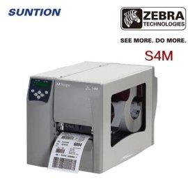 福州斑馬S4M工業條碼印表機不乾膠標籤印表機