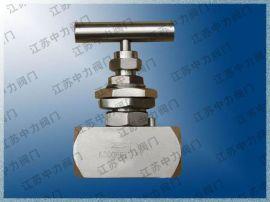 進口高壓針閥(F50S/AG/SW-12MMOD/PM)