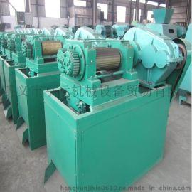对辊造粒机粉碎机设备高效、对辊挤压造粒机设备