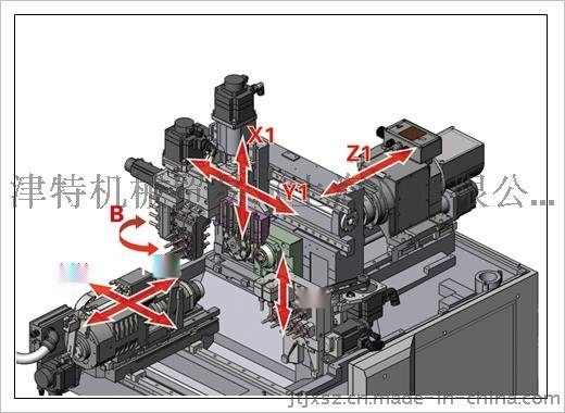 西铁城数控机床,L32-1M9数控机床