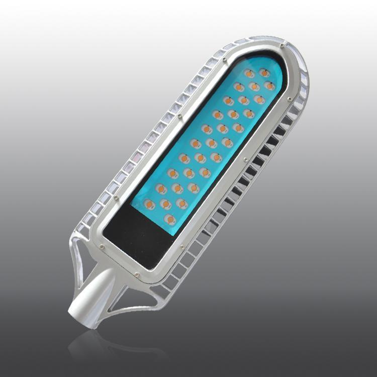 LED壓鑄路燈、30W魚骨