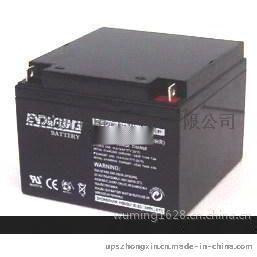 荷贝克12v7.5AH太阳能路灯电力机房服务器铅酸蓄电池价格