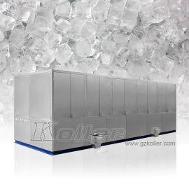 KOLLER 日产10吨方形冰机 颗粒方冰 QS标准放心食用 奶茶咖啡伴侣