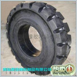 厂家直销12.00-20 1200工程实心轮胎