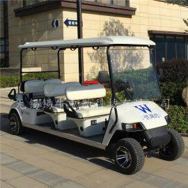 河南新乡8座电动高尔夫球车,房产看房车,火车站巡逻接送车,工厂参观接待车