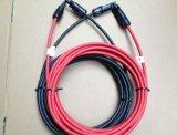 太阳能光伏电缆线束/TUV认证MC4光伏连接器电缆组件
