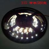 LED淚眼燈 335裸板軟燈條 60燈 窄板 5MM側面發光柔性燈帶 超亮