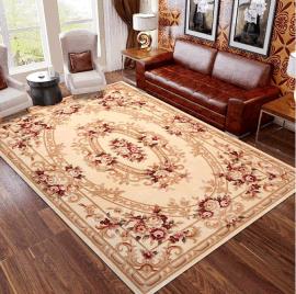 郑州德美地毯厂家 手工定制地毯 定做办公地毯