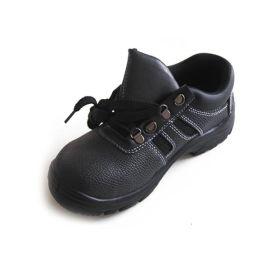 劳保鞋防砸防穿刺 男 夏季 耐油透气工作鞋 防滑耐磨钢包头安全鞋