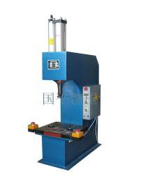 气液增压机,国平铆牌立式QY-10KN气液增压机