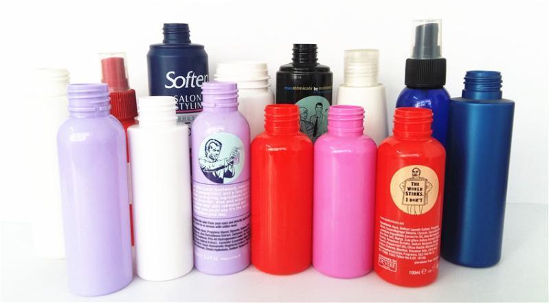 PET吹塑瓶厂家,pet塑料小瓶子,化妆品样品分装瓶