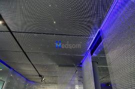 铝板装饰网@教室墙面吸音装饰网@卓质铝板网厂