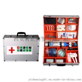 厂家直销 定做铝合金急救箱医疗箱出诊箱药箱保健箱 一件起批