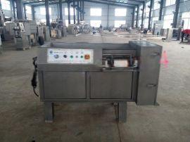 科盛小型200冻肉切丁机 不锈钢肉切丁机 高效率切肉丁机