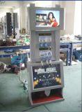 擦鞋功能立式手機充電站 深圳市手機加油充電站