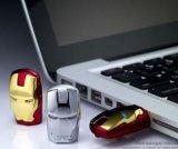 钢铁侠 机器人造型 创意u盘 个性usb随身碟