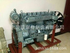 一汽解放一汽解放j6发动机总成潍柴发动机厂家直销价格图片