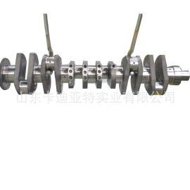 陕汽发动机曲轴 奥龙 201-02101-0632曲轴锻钢 图片 价格 厂家
