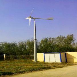 低风速2000W三相交流永磁发电机