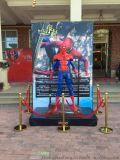 專業舉辦人物雕塑 玻璃鋼雕塑電影人物復仇者聯盟系列模型大型擺件 展覽活動
