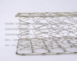 生产床垫弹簧包 床垫袋装床网 圆床