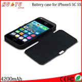 4200毫安iPhone5背夹电池,苹果5移动电源充电宝