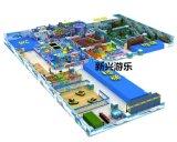 大小型室內新興兒童遊樂場淘氣堡設備廠家定做河南遊樂廠