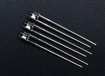 3MM白光 LED發光二極管