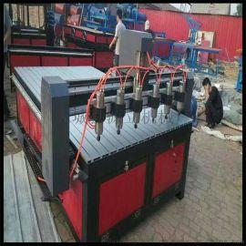 三工序木工雕刻机 开料机 橱柜门 衣柜门雕刻机