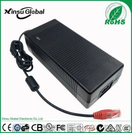 20V10A电源 IEC60335标准 德国TUV GS认证 xinsuglobal VI能效 XSG20010000 20V10A电源适配器