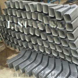 江苏彩钢落水管、彩钢雨水管及其配件厂家直销
