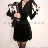 米梵张莉广东品牌折扣女装批发折扣女装 尾货服饰