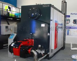 超低氮冷凝真空热水锅炉