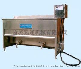 专业生产油水分离油炸机 鱼豆腐油炸机