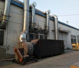 分析废气喷淋塔进行原理依据
