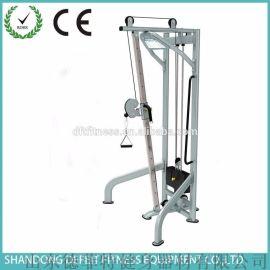 运动健美康复健身器材力量调节式商用家用高低拉训练器