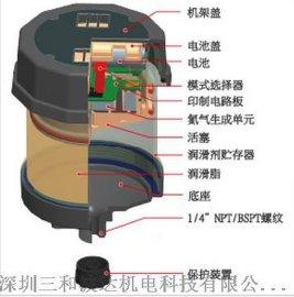 哪个品牌的自动注油器好,深圳齿轮加工机床自动加脂器,单点润滑