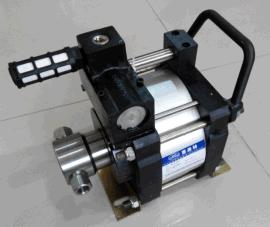 东莞赛森特牌G系列气液增压泵,空压机气源驱动