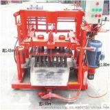 QTJ4-35小型移动混泥土砖机