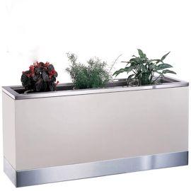 花盆厂价销售 镜面异形不锈钢花盆定制