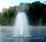 噴泉設備_噴泉式曝氣機