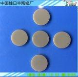 MOS三極體IGBT散熱墊片1*17*22廠家直銷氮化鋁陶瓷片導熱絕緣片