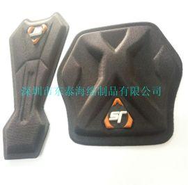 EVA护具 EVA护膝 EVA腰带冷热压注塑成型加工厂家