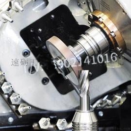 钨钢钻头开槽  砂轮 CNC五轴工具磨砂轮 刀具开槽进口强开金刚石砂轮
