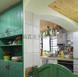 小蝸室內裝修施工設計公司家裝三居室公寓全包裝潢服務