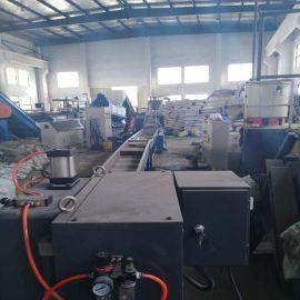 塑钢型材造粒机塑料回收设备厂家直销高效造粒机