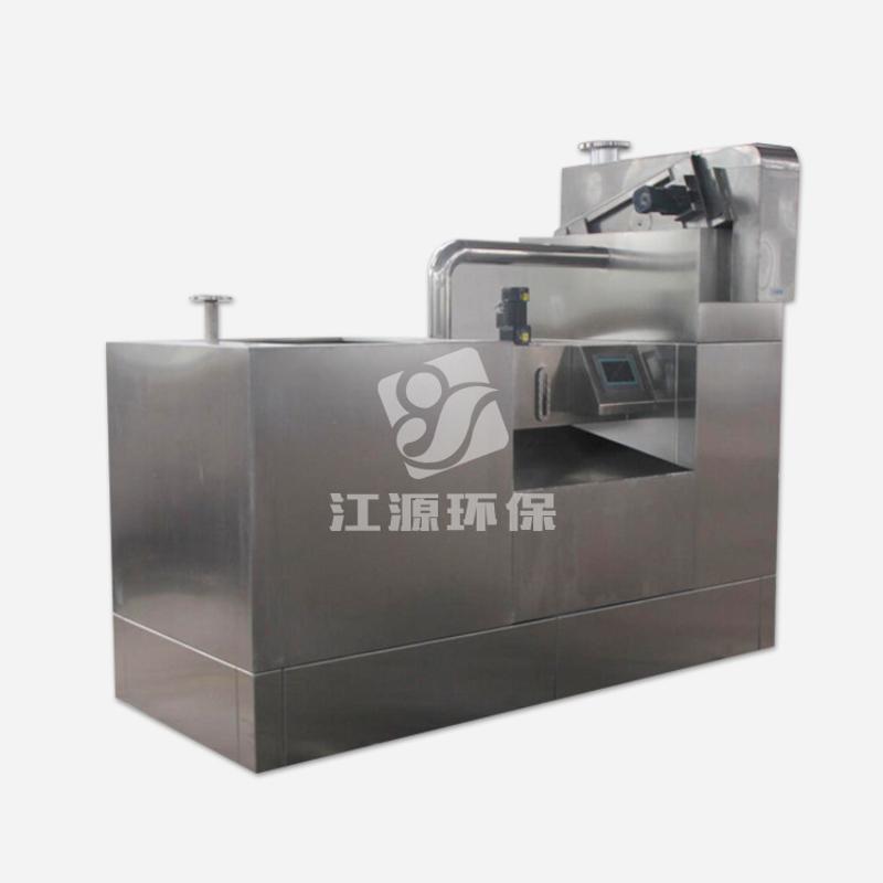 厂家定制HBOS-Y一体化全自动餐饮油水分离器 不锈钢油水提升设备