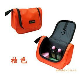 厂家专业生产休闲洗漱包 女士化妆包,旅行收纳包fz618-217