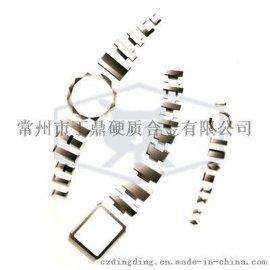 无磁硬质合金表带、表圈成品