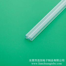 北京sop8芯片包装管防静电音频放大器芯片包装管厂家直销